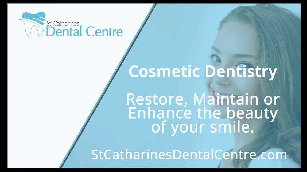 Digital Signs - St. Catharines Dental Centre