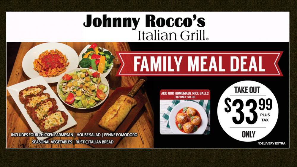 Johnny Rocco's Italian Grill
