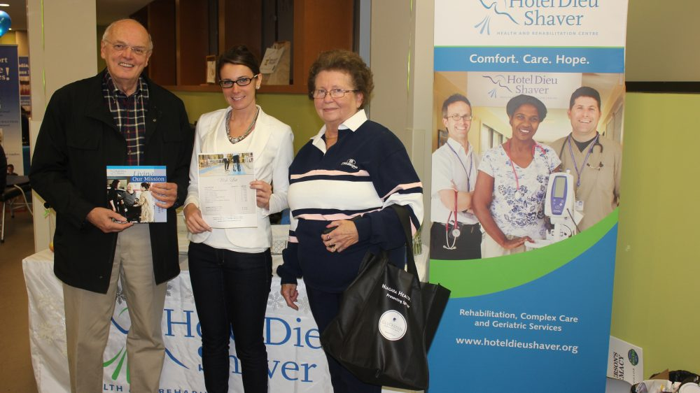 Hotel Dieu Shaver Foundation | Niagara Health Expo