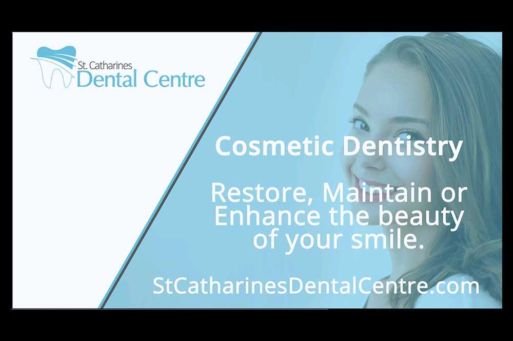 Digital-Signs-Niagara-StCatharines-Dental-Centre